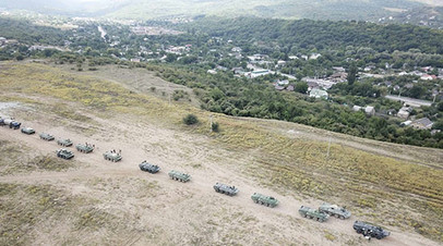 В Крыму пройдут учения по обороне побережья и высадке десанта