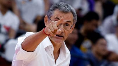 Базаревич: баскетболисты из этой сборной вообще мало играют в клубах