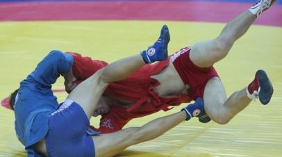 В Минске завершился международный турнир по самбо на призы президента Белоруссии