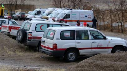 В ряде районов Ирана закрыли учебные заведения из-за коронавируса