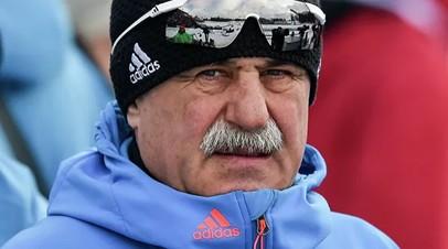 Тренер Логинова рассказал подробности обыска
