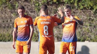 Хет-трик Сигурдссона принёс ЦСКА победу над «Уфой» в контрольном матче