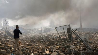 СМИ: В Багдаде 17 человек пострадали в результате серии взрывов