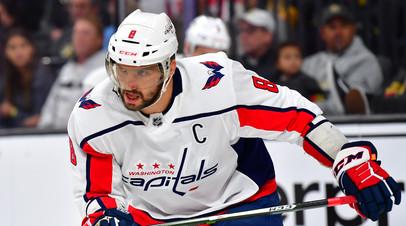Овечкину потребовалось 1144 матча, чтобы забросить 700 шайб в НХЛ, быстрее это удалось только Гретцки
