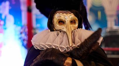 В Москве пройдёт карнавал «Северное сияние»