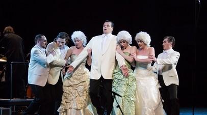 Шоу «Новой оперы» и «Имперского русского балета» пройдёт 28 февраля в Москве