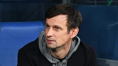 Семак сообщил о состоянии Дзюбы перед матчем с «Локомотивом»