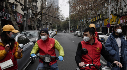 Число заражённых коронавирусом за пределами Китая достигло 3474