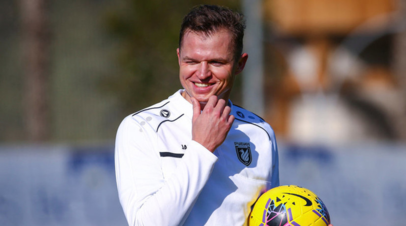 Футболист «Рубина» Тарасов перенёс операцию