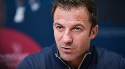 Дель Пьеро пожелал сборной России по футболу выйти в финал Евро-2020