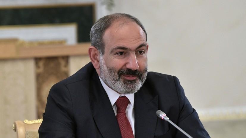 В Армении зафиксирован первый случай заражения COVID-19