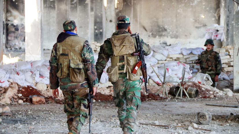 Фейковая информация: Минобороны опровергло сообщения о сбитом российском Су-24 в Сирии