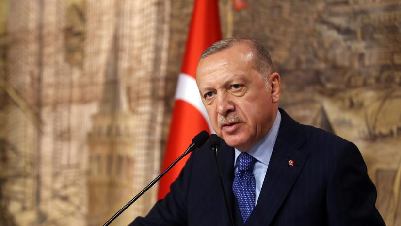Эрдоган намерен посетить Россию 5 марта