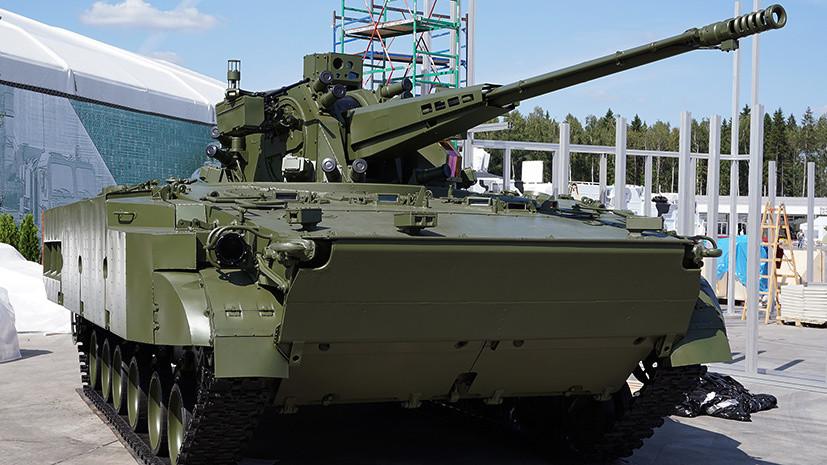 «Прикрыть с земли и с воздуха»: на что способен новейший российский артиллерийский комплекс «Деривация»