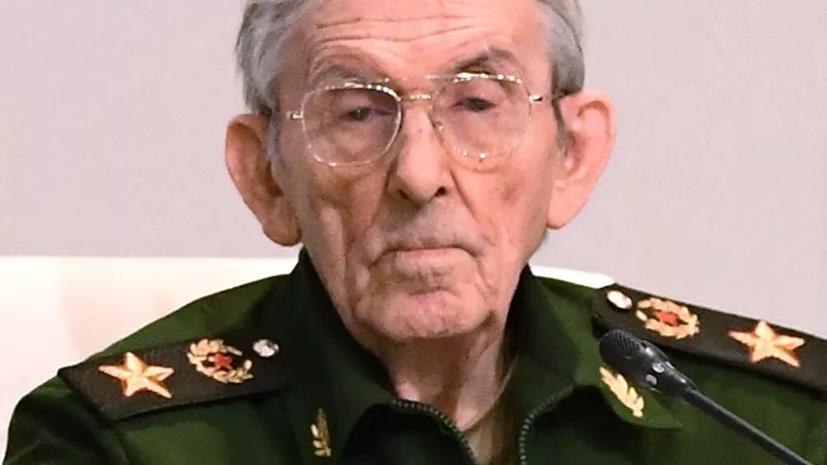 Бывший замминистра обороны СССР Шуралев погиб в ДТП