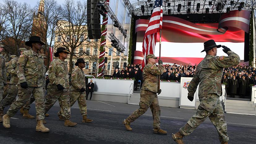 «Являются частью НАТО и европейского сообщества»: в Госдепе США заявили об отсутствии угрозы Прибалтике от России