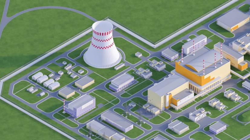 В ТВЭЛ рассказали о ходе строительства объектов проекта «Прорыв» в Северске