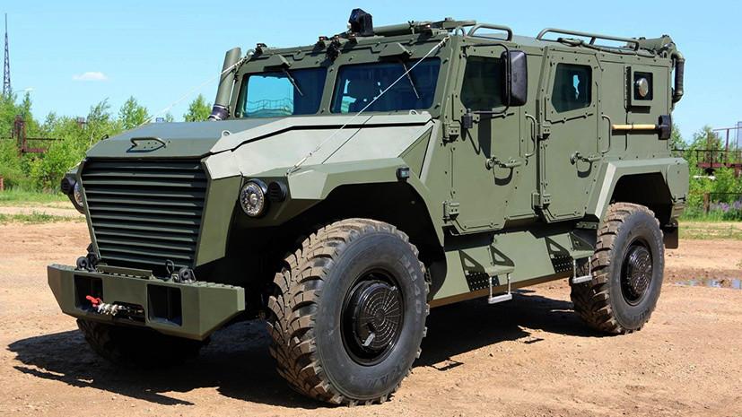 «Ранее подобные машины не выпускались»: чем уникален новейший российский бронеавтомобиль «Атлет»