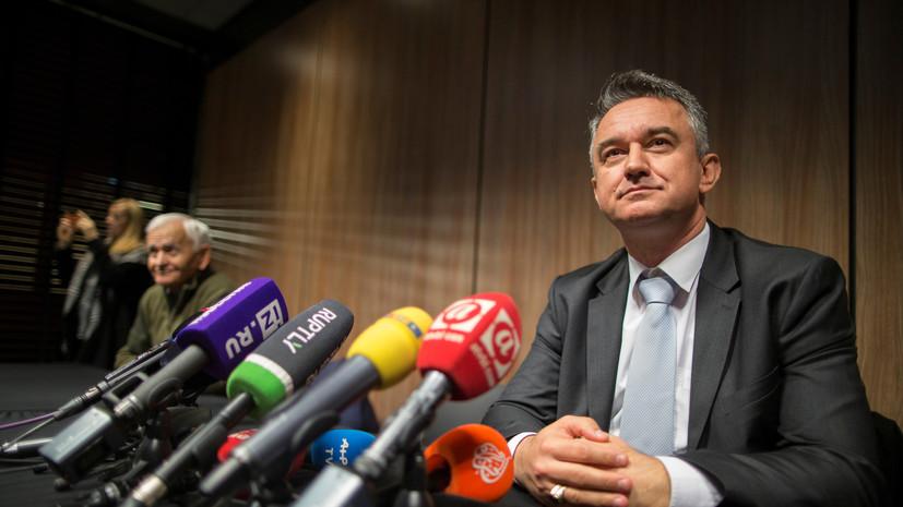 Сын генерала Младича сообщил об обнаружении опухоли у отца