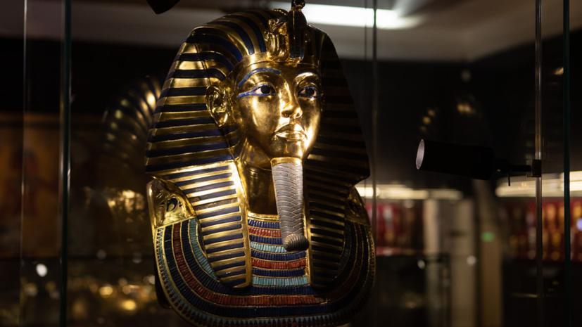 В Перми пройдёт выставка «Сокровища гробницы Тутанхамона»