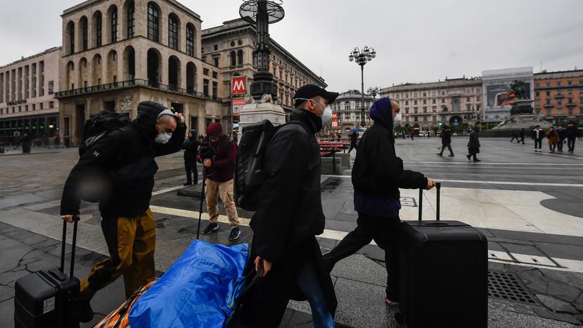 Число жертв COVID-19 в Италии выросло до 79