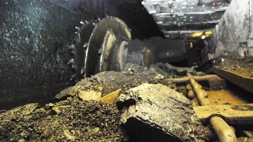 В Коми два человека погибли в шахте из-за выброса метана