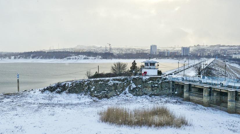 Киевские ватерлинии: премьер-министр Украины сделал три разных заявления о подаче воды в Крым