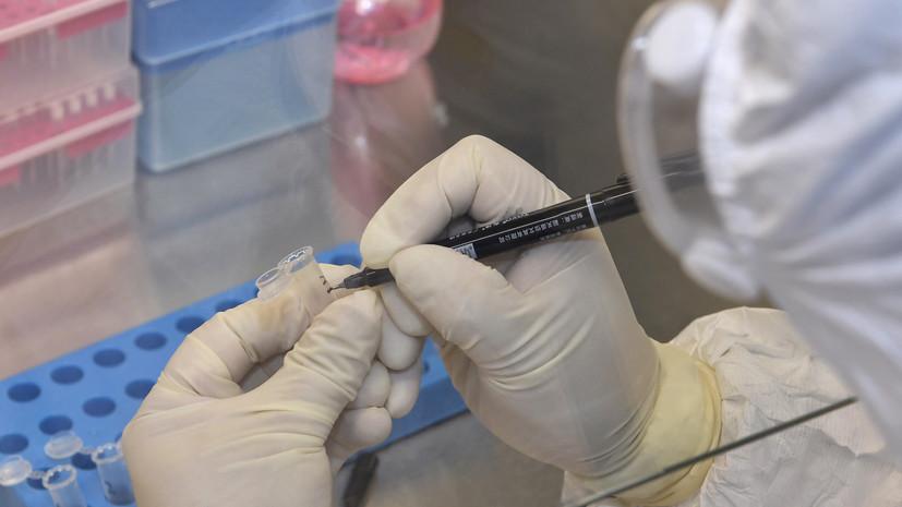 Названо число подтверждённых случаев заражения коронавирусом в России
