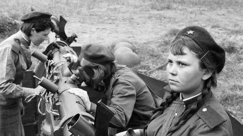 «Ты не плачь обо мне, я счастлива»: женщины Великой Отечественной войны на #СтраницахПобеды