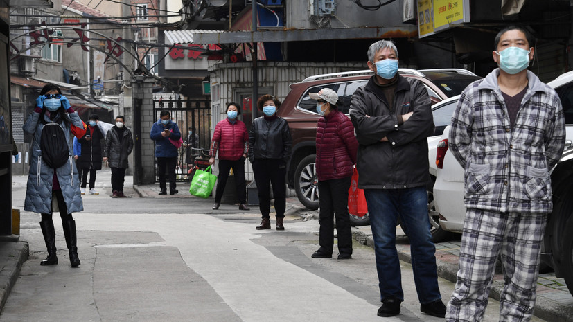 Число погибших коронавируса в«Поднебесной» выросло до 3007