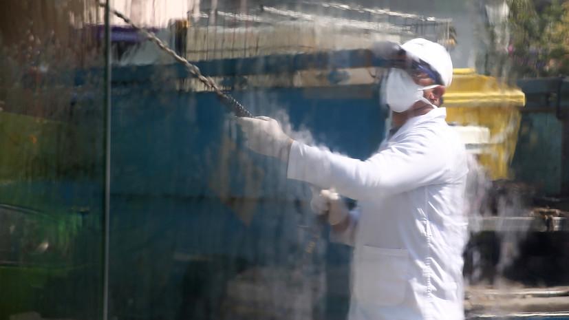 Иран освободил 70 тысяч заключённых из-за коронавируса