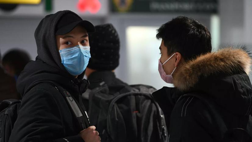 В ВОЗ назвали число заболевших коронавирусом по всему миру