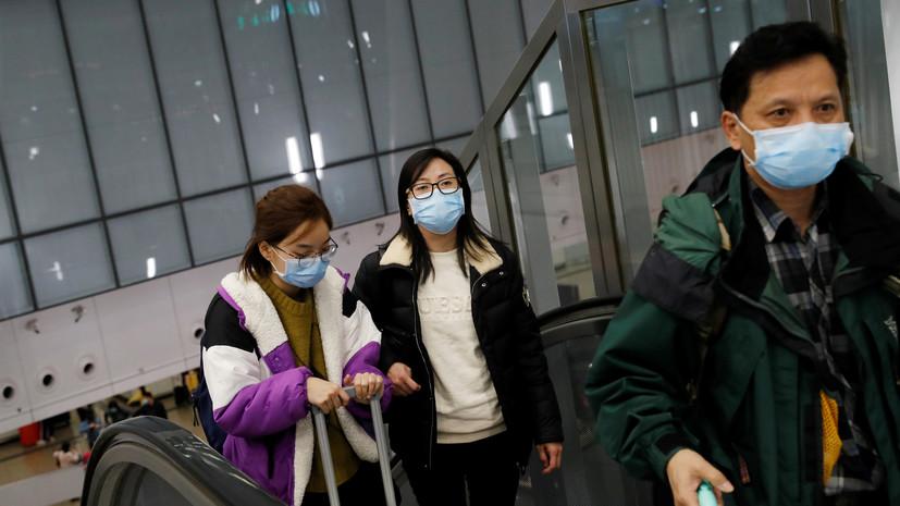 Глава ВОЗ заявил об угрозе пандемии COVID-19