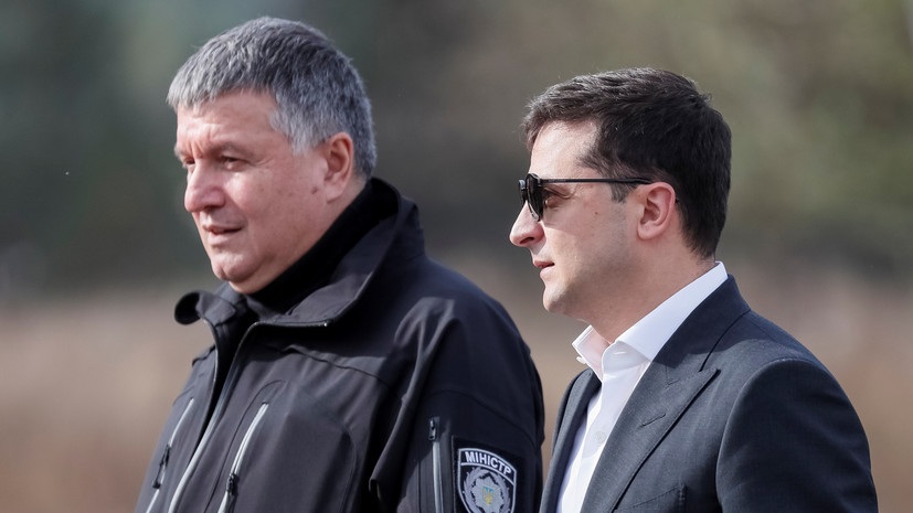Аваков рассказал, собирается ли он устраивать переворот на Украине