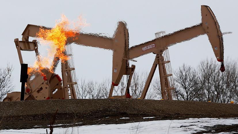 Ценовой отскок: стоимость нефти растёт после обвала на торгах 9 марта