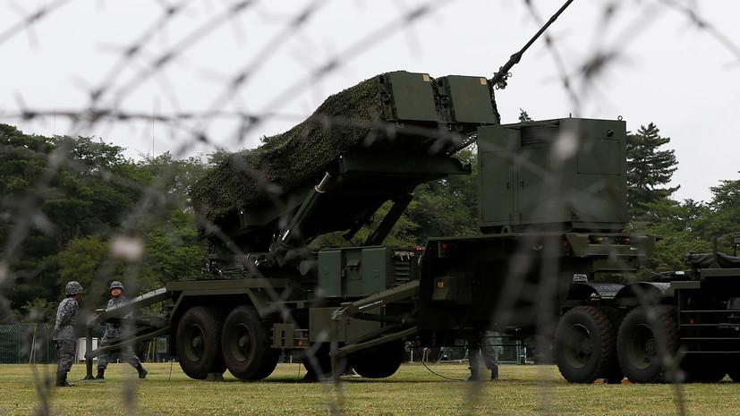 Пентагон назвал возврат С-400 условием для поставок Patriot Турции