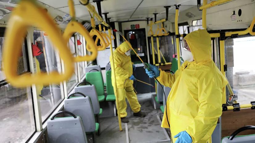 В Киеве вводят ограничительные меры для нераспространения коронавируса