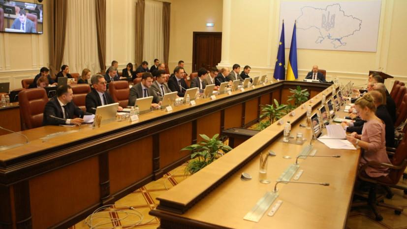 На Украине вводят трёхнедельный карантин в учебных заведениях
