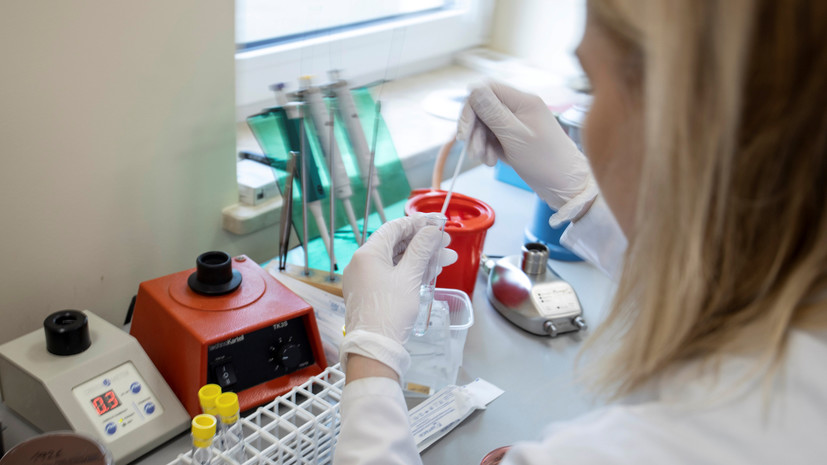В России зарегистрировано восемь новых случаев коронавируса