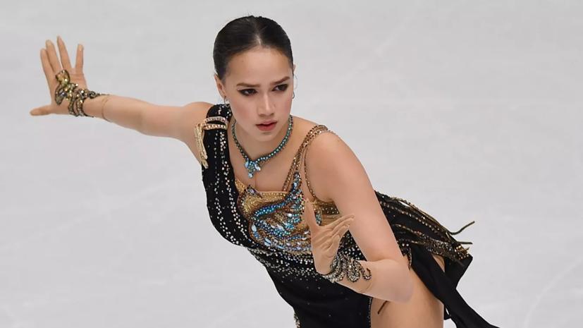 Алина Ильназовна Загитова-3   Олимпийская чемпионка - Страница 5 5e6922a702e8bd383620221f