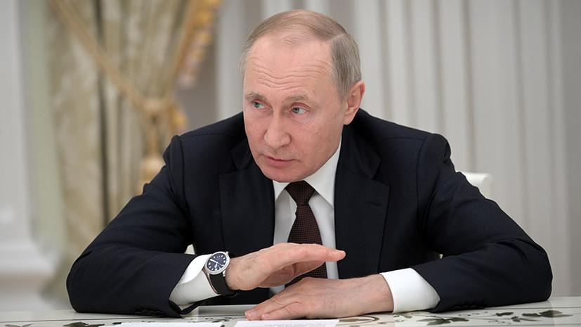 «Их компания замешана не просто в жульнических операциях»: Путин рассказал о связях Ходорковского с убийцами