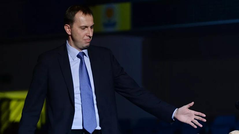 Гендиректор «Химок» выступил за приостановку Единой лиги ВТБ