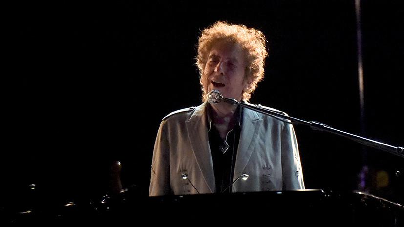 Боб Дилан отменил тур по Японии из-за коронавируса