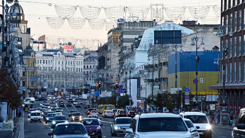 Украина временно закрывает границу для иностранцев