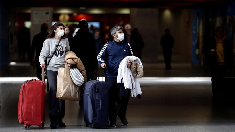 Чехия запретила въезд всех иностранцев и закрыла выезд своим гражданам