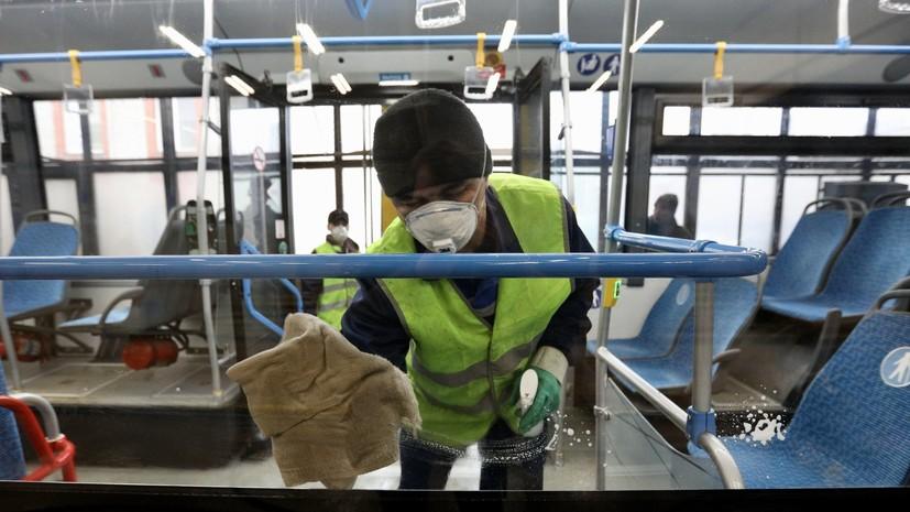 На Кубани ввели режим повышенной готовности из-за коронавируса