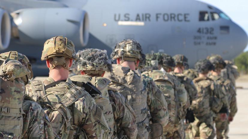 В США ограничили перемещение военных из-за коронавируса