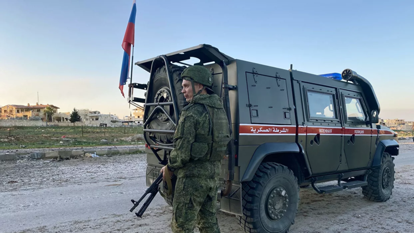На маршруте российско-турецкого патруля в Идлибепроизошли провокации