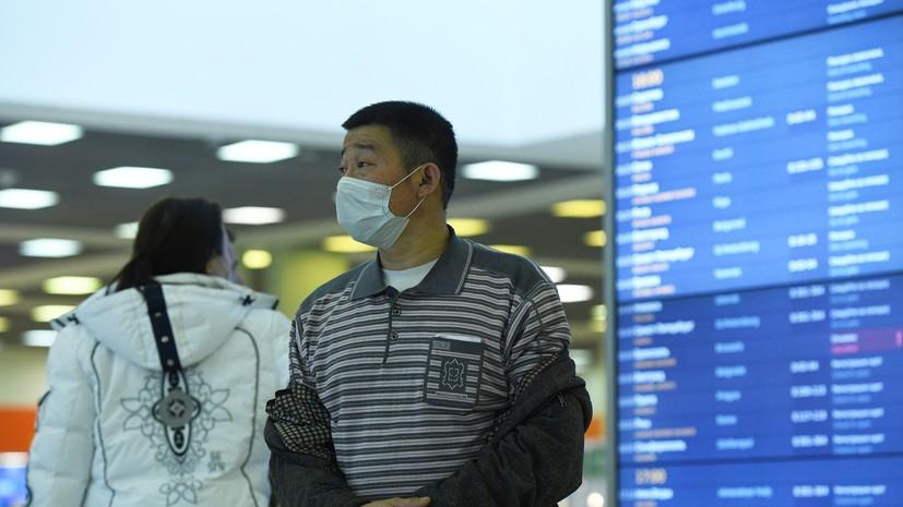 Короткое сообщение: Ростуризм рассказал об ограничениях в связи с коронавирусом
