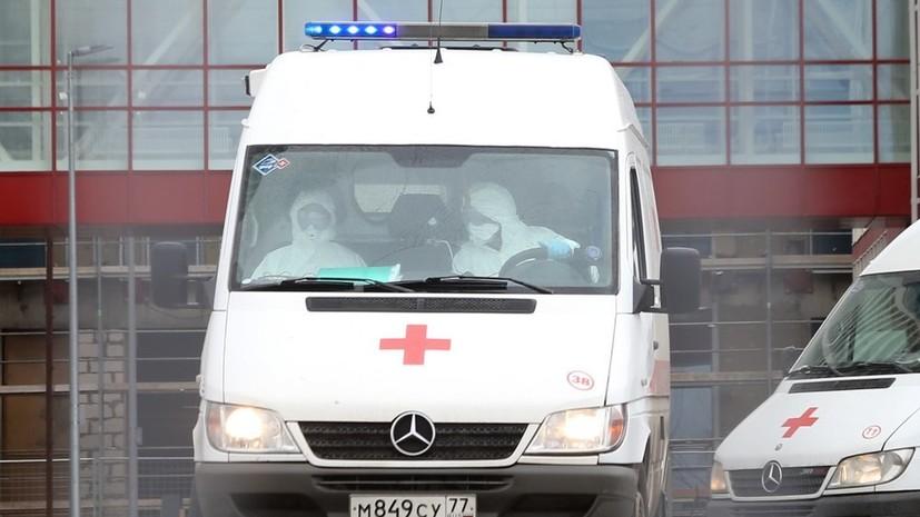 Число заразившихся коронавирусом в России возросло до 63